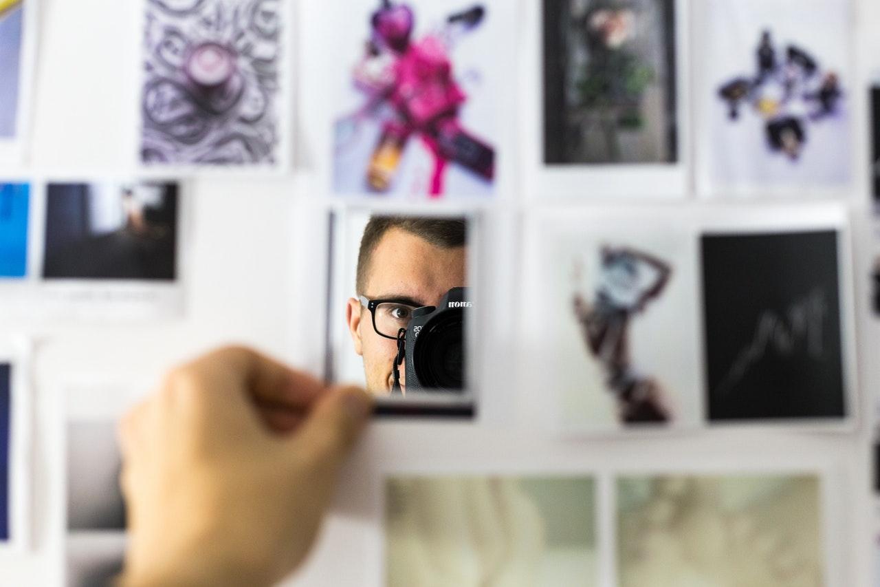 fuse-d art selfie