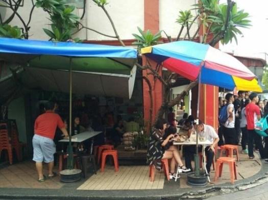 fuse-d jb old street kin hua restaurant coffee