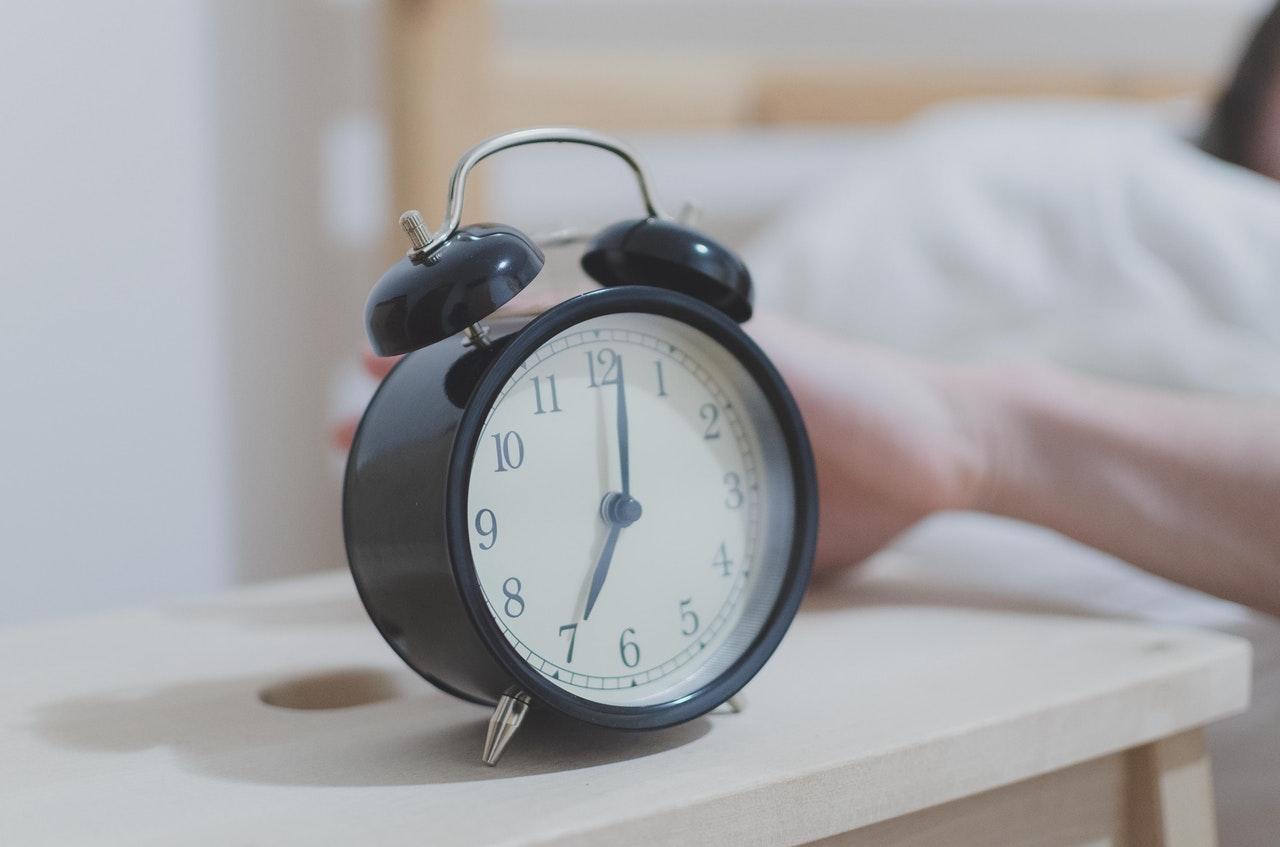 fuse-d vibrating alarm