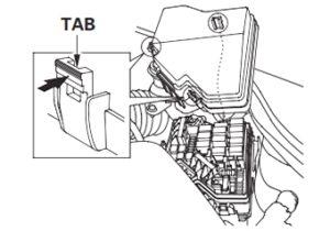 Acura RDX (2007-2012) Fuse Diagram • FuseCheck.com