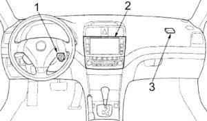 Acura TSX (CL9; 2004-2008) Fuse Diagram • FuseCheck.com