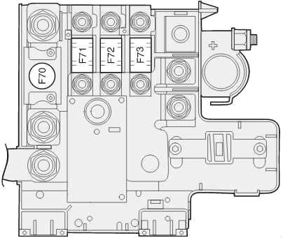 Alfa Romeo Brera (2005-2010) Fuse Diagram • FuseCheck.com