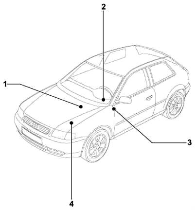 Audi A3 & S3 (8L; 1996-2003) Fuse Diagram • FuseCheck.com