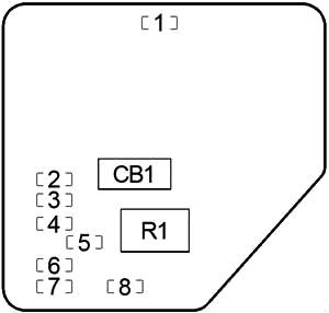 Chevrolet Malibu (1997-2003) Fuse Diagram • FuseCheck.com
