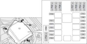 Fiat Punto (2005-2011) Fuse Diagram • FuseCheck.com