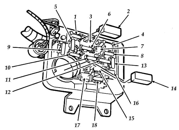 Ford Aerostar (1992-1997) Fuse Diagram • FuseCheck.com
