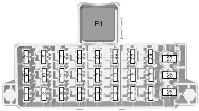 Ford B-Max (2012-2017) Fuse Diagram • FuseCheck.com