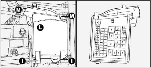 Ford Ka (2008-2016) Fuse Diagram • FuseCheck.com