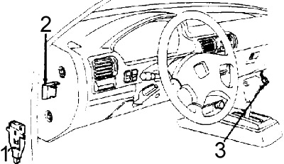 Honda Accord (1990-1993) Fuse Diagram • FuseCheck.com