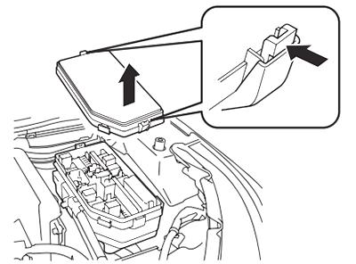 Honda CR-V (2012-2016) Fuse Diagram • FuseCheck.com