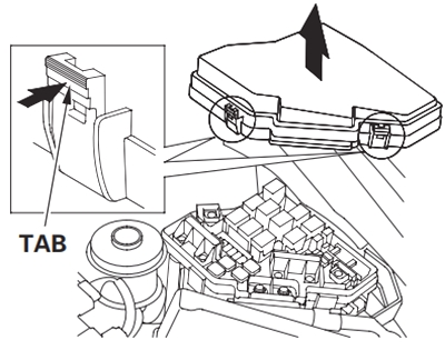Honda Civic (2006-2011) Fuse Diagram • FuseCheck.com