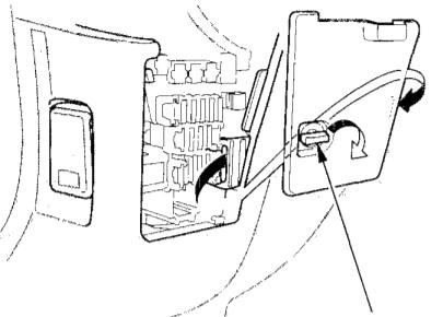 Honda Odyssey (1994-1999) Fuse Diagram • FuseCheck.com