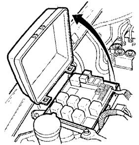 Honda Passport (1998-2002) Fuse Diagram • FuseCheck.com