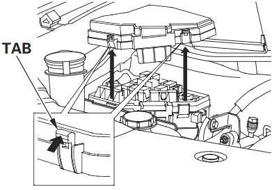Honda Pilot (2009-2015) Fuse Diagram • FuseCheck.com