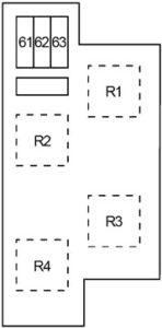 Infiniti EX25, EX35, EX37, QX50 (2007-2017) Fuse Diagram