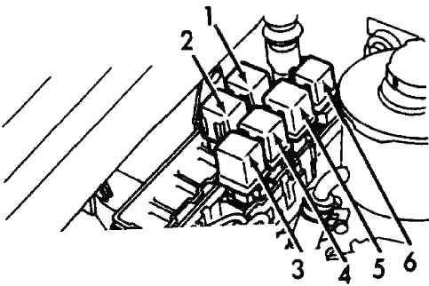 Infiniti G20 (1990-1996) Fuse Diagram • FuseCheck.com