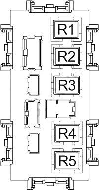 Infiniti Q50, Q60 (2013-2015) Fuse Diagram • FuseCheck.com