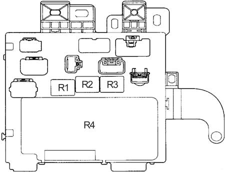 Lexus ES 300 (XV20) (1996-2001) Fuse Diagram • FuseCheck.com