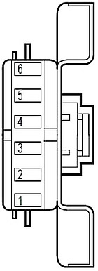 Lincoln Navigator (1997-1998) Fuse Diagram • FuseCheck.com
