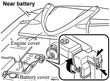Mazda RX-8 (2002-2012) Fuse Diagram • FuseCheck.com