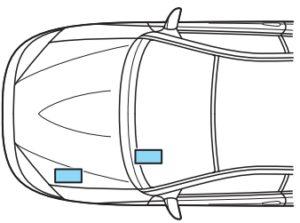 Mercury Cougar & Ford Cougar (1999-2002) Fuse Diagram