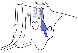 Mercury Tracer (1997-1999) Fuse Diagram • FuseCheck.com