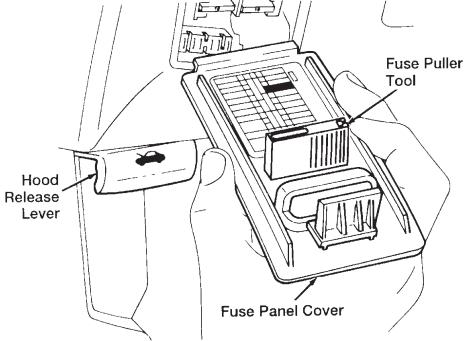 Mercury Villager (1995-1998) Fuse Diagram • FuseCheck.com