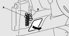 Mitsubishi Outlander (2012-2019) Fuse Diagram • FuseCheck.com