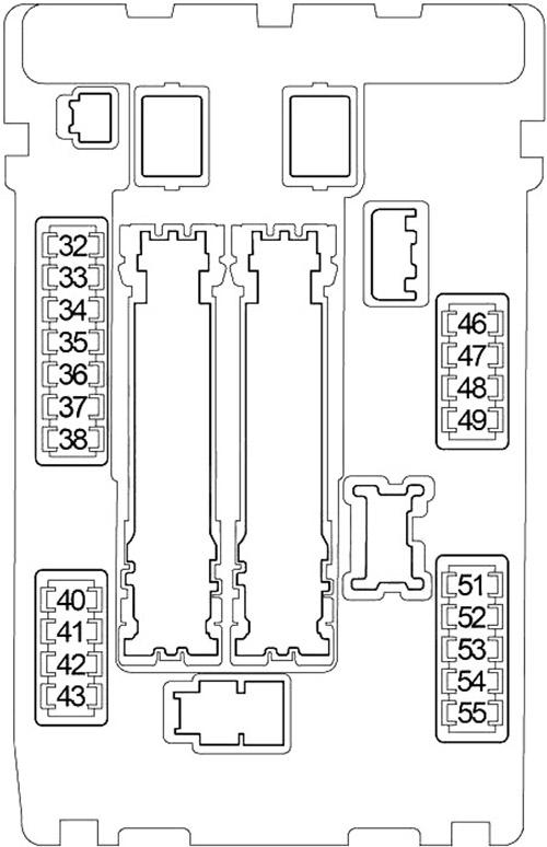 Nissan Altima (2007-2012) Fuse Diagram • FuseCheck.com