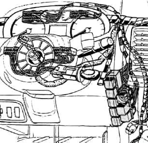 Opel / Vauxhall Vivaro A (2001-2014) Fuse Diagram