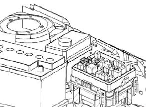 Peugeot Pars (2001-2018) Fuse Diagram • FuseCheck.com