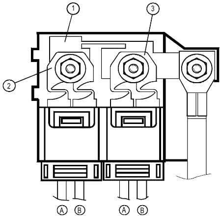 Renault Modus (2004-2007) Fuse Diagram • FuseCheck.com