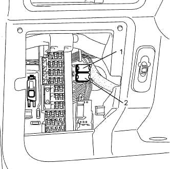 Renault Twingo I (2000-2004) Fuse Diagram • FuseCheck.com