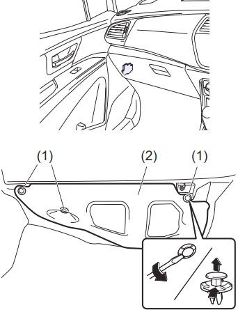 Suzuki SX4 / S-cross (2014-2019) Fuse Diagram • FuseCheck.com