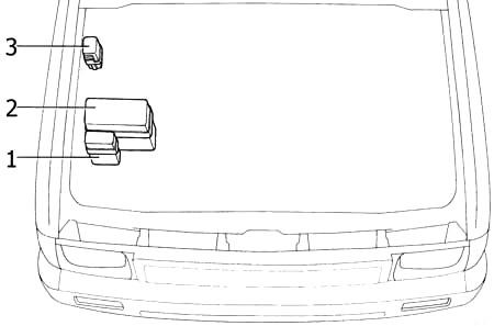Toyota 4Runner (1989-1995) Fuse Diagram • FuseCheck.com
