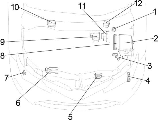 [DIAGRAM] 2007 Toyota Auris Engine Diagram FULL Version HD