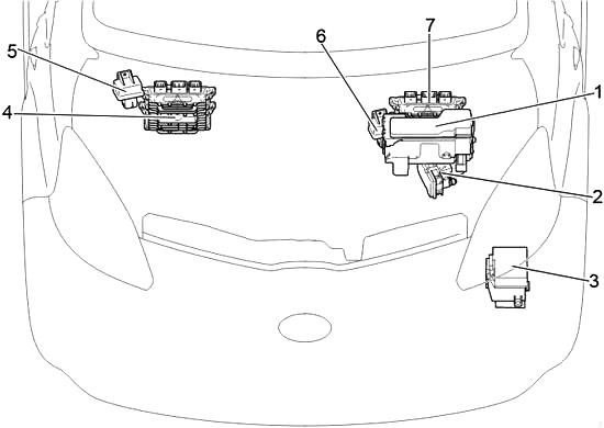 Toyota Aygo (AB10) (2005-2014) Fuse Diagram • FuseCheck.com