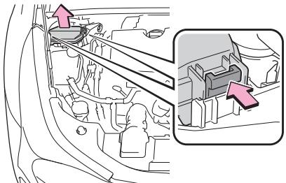 Toyota Prius (XW50) (2015-2019) Fuse Diagram • FuseCheck.com