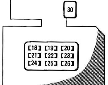 Toyota Tacoma (1995-1997) Fuse Diagram • FuseCheck.com