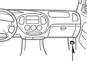 Toyota Tundra Double Cab (2004-2006) Fuse Diagram