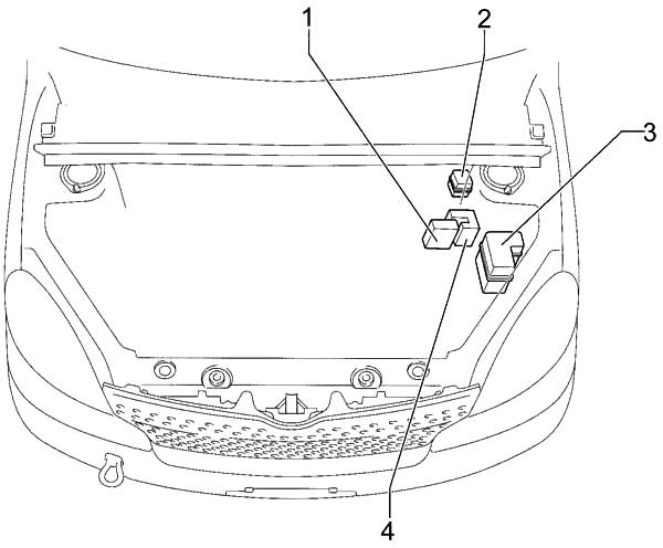 Toyota Yaris / Echo (1999-2005) Fuse Diagram • FuseCheck.com