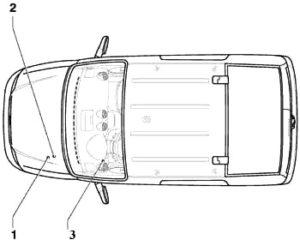 Volkswagen Caddy (2010-2014) Fuse Diagram • FuseCheck.com