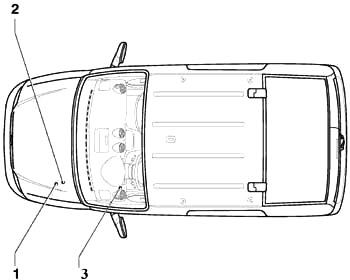 Volkswagen Caddy (2008-2010) Fuse Diagram • FuseCheck.com