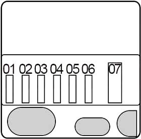 BMW X5 (F15) (2013-2018) Fuse Diagram • FuseCheck.com