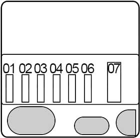 BMW X6 (E71/E72) (2007-2014) Fuse Diagram • FuseCheck.com