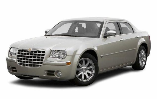 2005 Chrysler 300 Wiring Schematics
