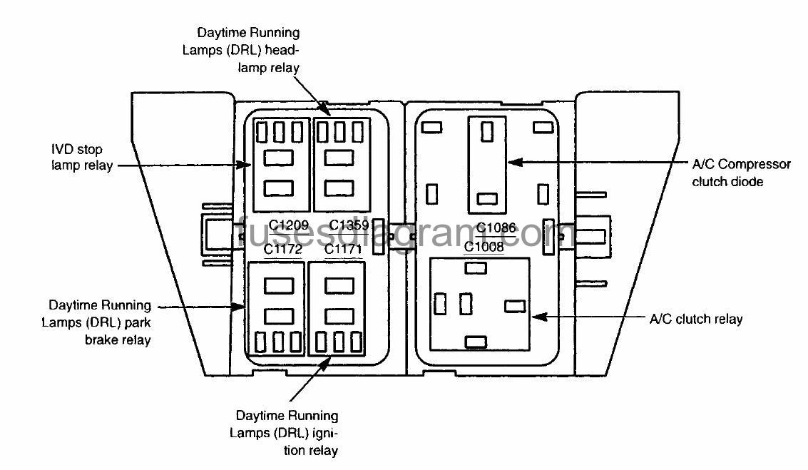 03 Ford Expedition Fuse Box Diagram : 35 Wiring Diagram