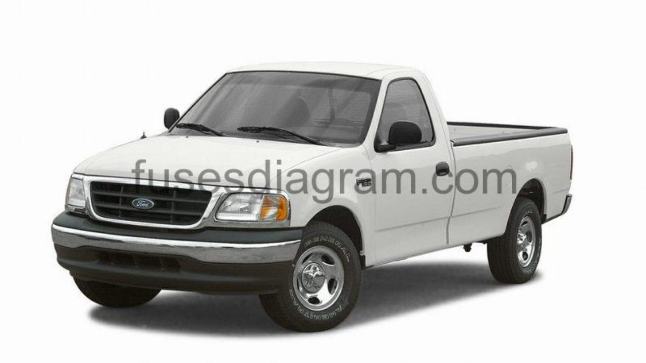 hight resolution of ford f 150 xlt fuse box diagram under hood