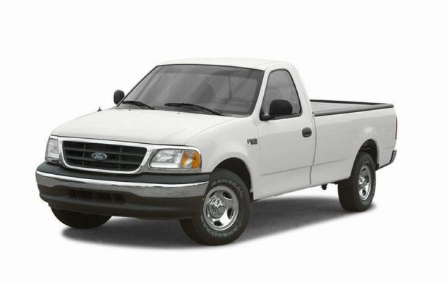 Lamp Wiring Diagram 2000 Ford F 150