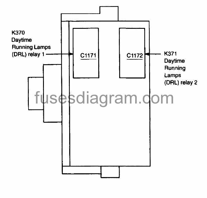 2001 range rover 4 6 fuse box diagram